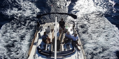 Navigational sailing